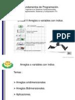 Unidad V   Arreglos.pdf