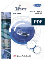 Fleet 77 JRC Manual