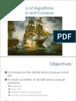 Algorithms - Chapter 4 Divide_conquer