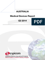 Australia Medical Devices Report