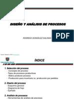 Clase N° 4 2013 Diseño y Análisis de procesos. R. Gonzalez