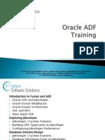 Oracle ADF Training| Oracle ADF Developer Training