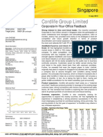 2013-07-05 P8A=SG (Maybank Kim E) Cordlife Group - Corporate-In-Your-Office Feedback (Buy...1.29, CLGL SP, Healthcare)