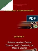 27245463 PHTLS Leccion 08 Traumatismo Craneoencefalico ENARM