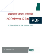 2. Experiences With LNG Worldwide
