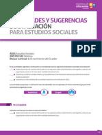 Estudios Sociales Septimo Ano