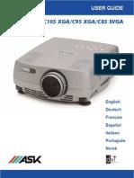 Ask c95 Manual