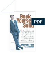 BookYourselfSolid Lead Generation Workbook