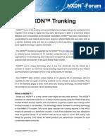 NXDN Trunking