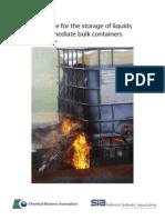 IBC Storage of Flammable Liquids