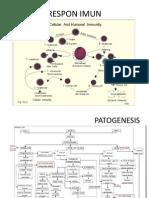 respon imun dan patofisiologi