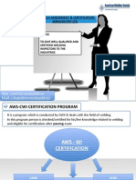 AWS CWI Training Program