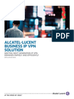 Business IP VPN Solution