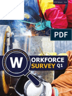 Workforce Survey h1 2014