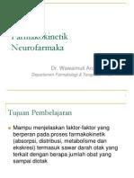 Farmakokinetik Neurofarmaka