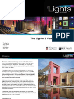 The Lights 3 Year Business Plan 2012 15