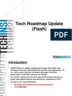 NAND Flash Roadmap