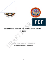 Bcsr 2012 Draft