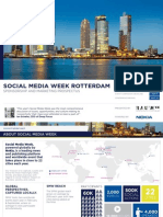 SMW Rotterdam Sponsorship & Marketing Prospectus 2014