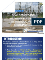 Design of Electrical Infrastructure