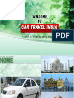 India's best Car Travel India