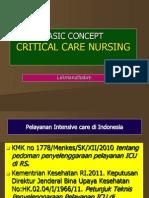 Basic Concept Critical Care Nursing