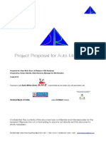 Project Report for Auto Moto Zone