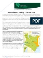 epafrica - kenya risk briefing - 27-june-14