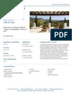 Casa de Campo de Lujo en Venta en San Carlos Ibiza