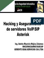PresentacionAndresMujica-HackingServidoresVOIP