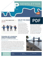 TDP Newsletter Summer 2014