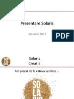 Prezentare Solaris_ian 2014