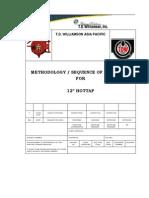 Work Methods-12 Inch Ht