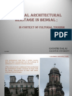 Colonial Architectural Heritage in Bengal