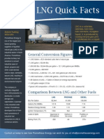 Lng Quick Facts Data Sheet