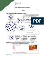Control Multiplicacion y Division