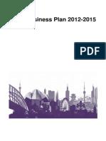 RICS Business Plan 2012-2015