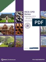 RICS CPD Series - Scotland