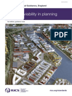 RICS Financial Viability in Planning