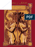 JUSTINE Y JULIETTE Por RAULO Caceres Viaje a Bizancio Ediciones