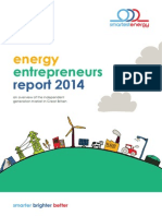 SmartestEnergy Energy Entrepreneurs Report 2014