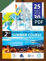 2nd Summercamp Postcard