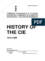 CIE 82 - 1990 History of the CIE