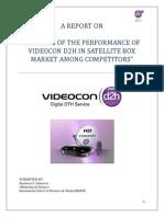 A Report on videocon