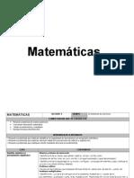 3er Grado - Bloque 4 - Matemáticas