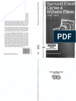 Freud, Sigmund - Cartas a Fliess - Ed. Amorrortu