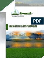 Scheda Per Gassificazione Apeiron Energia Rev. 10-10