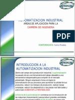 Automatización Industrial - Primera Clase