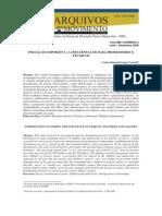 BoletimEF.org Iniciacao Esportiva a Influencia de Pais Professores e Tecnicos