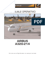 a320 Spanish Procedures